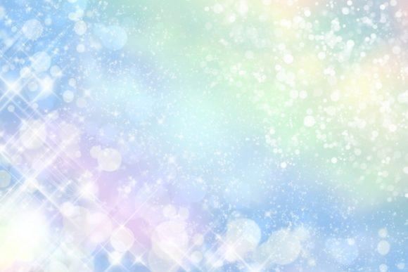 キラキラ光るイメージ