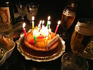 お誕生日パーティのイメージ画像