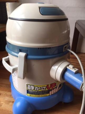 r2-d2と命名された掃除機