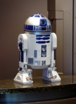 R2-D2のフィギュア