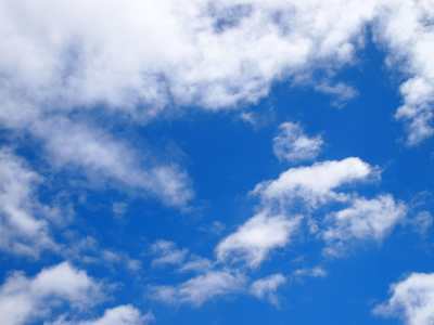 さわやかな空の画像
