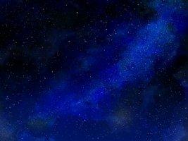 宇宙のブラックホールのイメージ画像