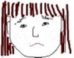 虚血性大腸炎 再発か?ちょっと不安なSunの表情画